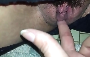 Squirting Babe Masturbating to Orgasm - Homemade