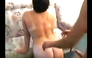 Russian youngsters fucks mature