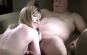 homemade young old fuck