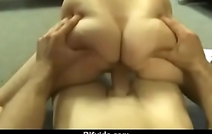 Sex be beneficial to cash turns shy girl into a slut 19