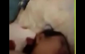 Indian chubby auntie gets fucked by her son and pussy show.