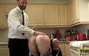 Supreme UK submissive roughfucked anally