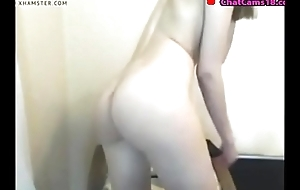 shy ukrainian cam slut first time naked